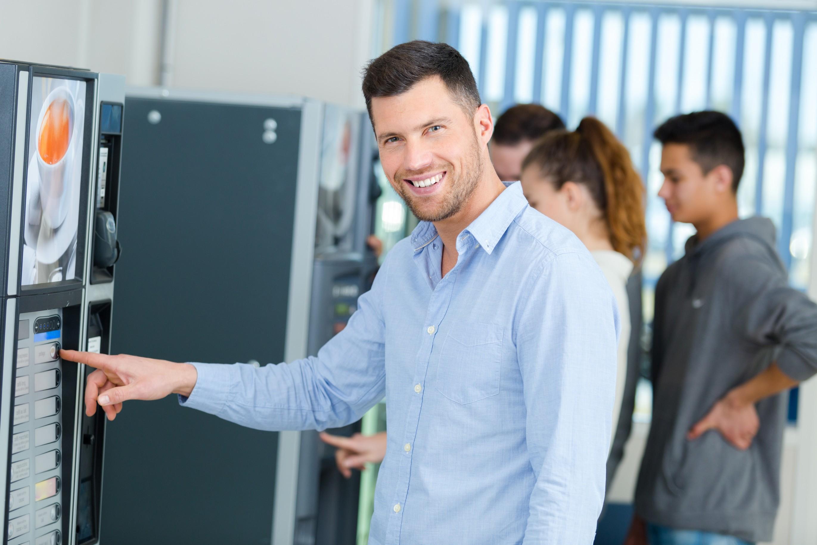 vending technology in seattle break rooms