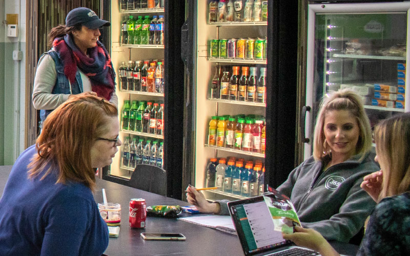 Self-serve micro-markets in Seattle, Tacoma & Puget Sound